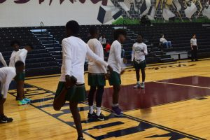 JV Basketball vs Wekiva [1/10/20]