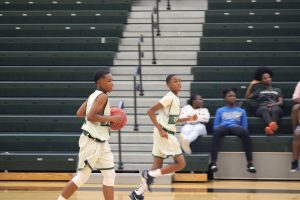 Boys Freshman Basketball vs Bishop moore [1/13/20]