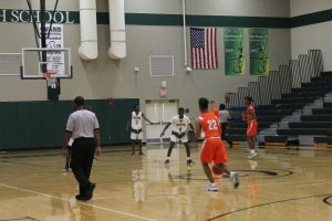 JV Basketball vs Boone [1/14/20]
