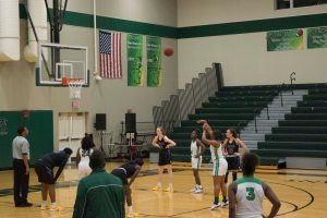 Girls Basketball vs. TFA (01/16/2020)