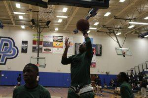 JV Basketball vs Dr. Phillips [1/21/20]