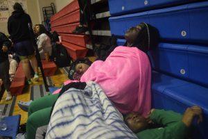 Girls Weightlifting District