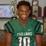 Omarion Jones Football Scholarship Offer