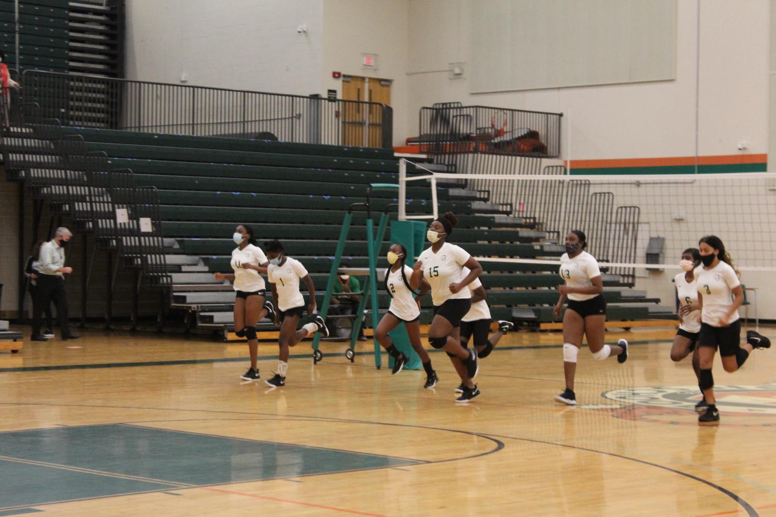 [2020.09.17] Girls Volleyball @ Jones