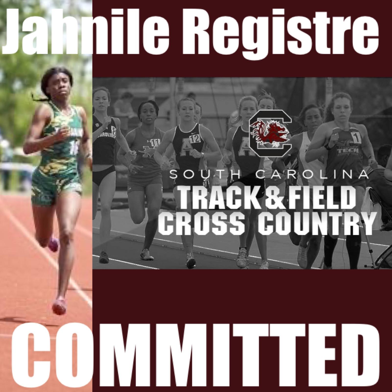 Jahnile Registre Commits to South Carolina
