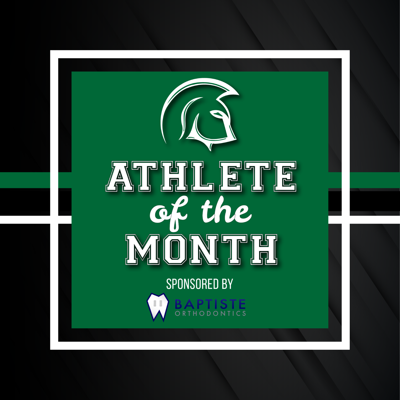 Embracing Greatness: January Athlete of the Month