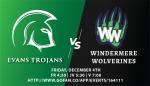 Tickets on Sale for December 4 Boys Basketball vs Windermere
