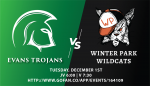 Tickets on Sale for December 1 Girls Basketball vs Winter Park