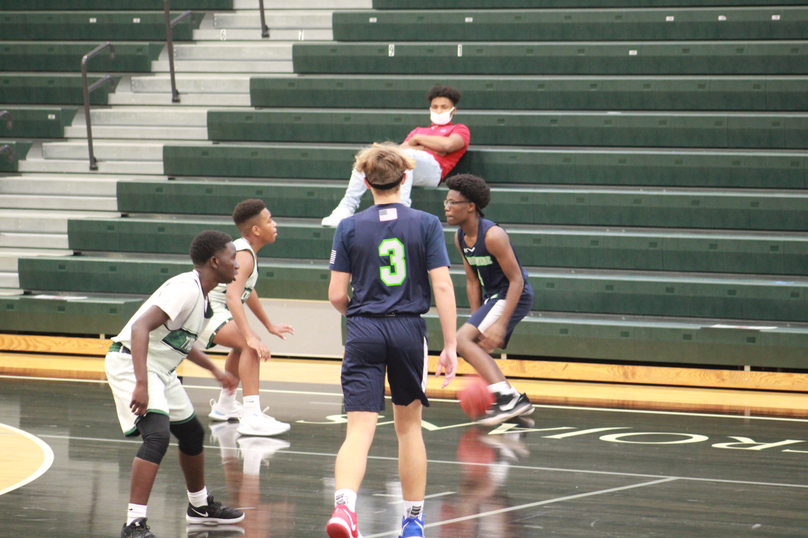 Boys Freshman Basketball vs. Windermere High School [December 4, 2020]