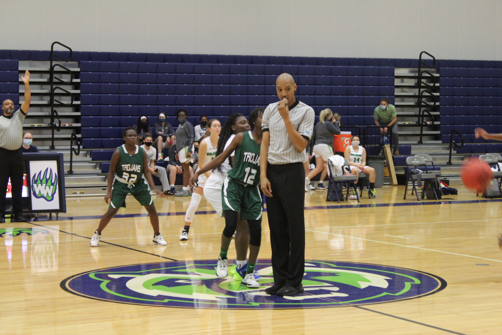 Girls Junior Varsity Basketball vs Windermere