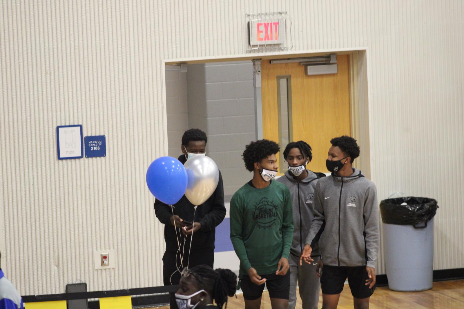 Varsity Basketball vs. Apopka High School [ December 15,2020]
