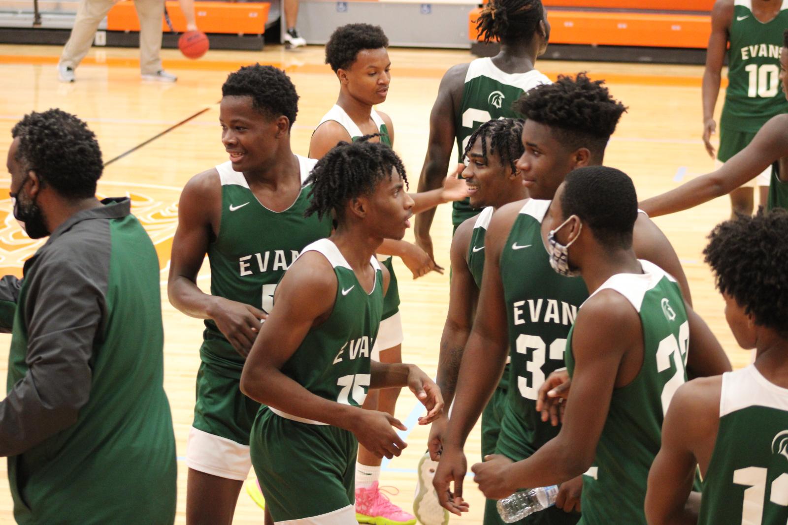 Varsity Boys Basketball VS. Boone [12.17]