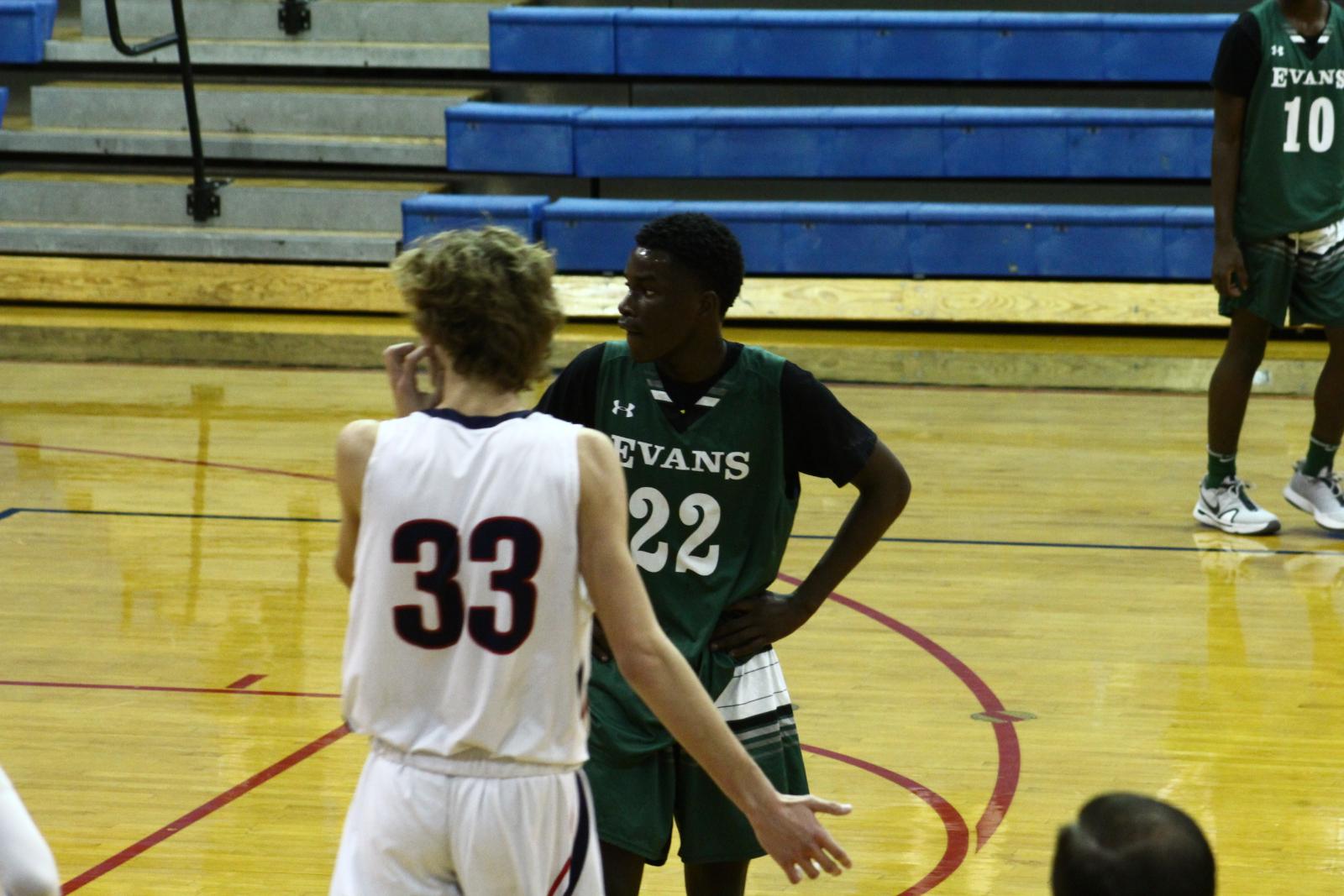 Boys JV Basketball vs. Lake Brantley [Jan. 6, 2021]