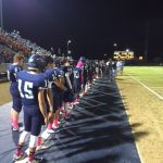 James Clemens High School Varsity Football beats Huntsville High School 59-7