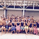Swim Teams Sweep Meet At Bob Jones