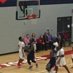 James Clemens High School Boys Varsity Basketball beat Bob Jones High School 53-52