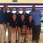 Girls Bowling State Runners Up