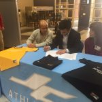 Kai Pham Signs to Play Soccer At Montevallo