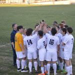 James Clemens High School Boys Junior Varsity Soccer beat Bob Jones High School 4-2