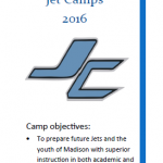 Youth Camps Offered At JCHS This Summer