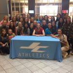Hawkins Blazes Path With Signing