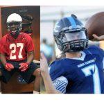 Burchfield, Fisher Overcome Adversity to Reach College Gridiron
