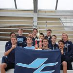 Men's Swim Takes NA Title