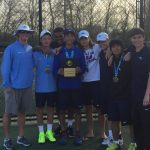 Boys Tennis Wins Oakland Invitational