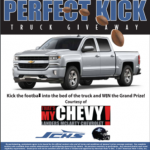 Perfect Kick Truck Giveaway Contest 2017