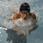JCHS Men's Swim Off To Fast Start