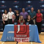 Christina Tarsitano to swim at Denison University