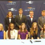Eight Jets Sign College Letters of Intent