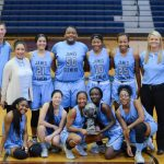 Girls' Basketball Wins Huntsville High Turkey Shootout
