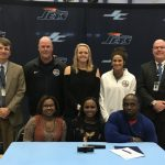 Taylor Signs With Wallace State