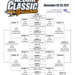 Holiday Basketball Tournaments