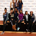 JC Girls Indoor Track Wins MLK