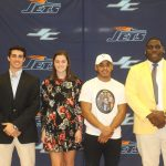James Clemens Signs 4 to LOI