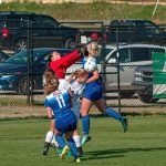 Girls Soccer Storming With Streak Into Playoffs
