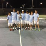Boys Tennis Heads To State