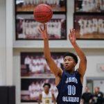 Hicks, McGinnis Earn Post Season Basketball Honors