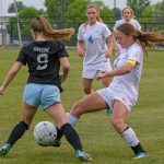 Girls Soccer Dominates, Advances to Semis