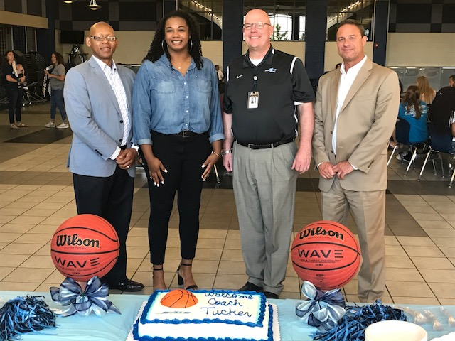 Jets Welcome Capriee Tucker as Head Girls Basketball Coach