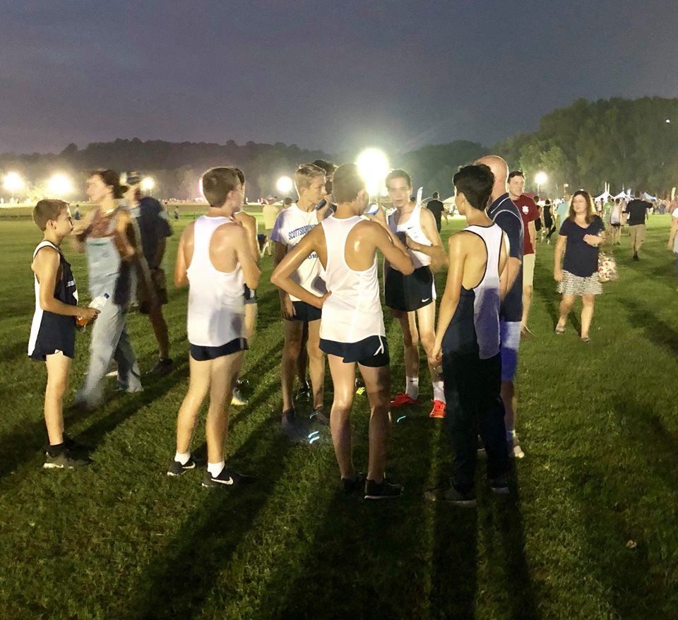Cross Country Twilight Race Results