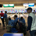 Bowling Topples Bob Jones