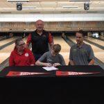 Roberts Signs Bowling Scholarship