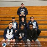 Wrestling Places in Top 10 at Black Horse Invitational