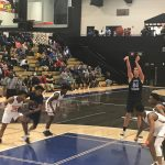 Boy's Basketball Downs Austin To Advance