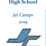 Jet Youth Camps 2019