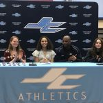 Audriana Blakely Signs With Montevallo Track & Field
