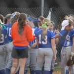 Tigerettes Clinch First District Win